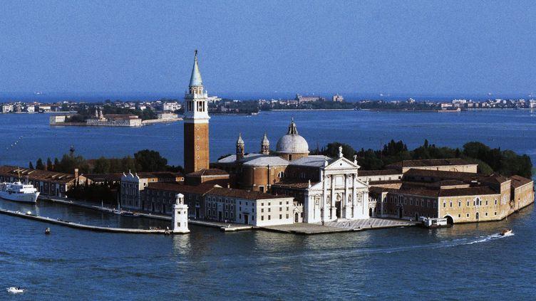 L'Ile Saint Georges à Venise  (Getty Images)