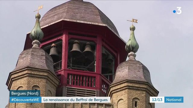 Nord : la renaissance du beffroi de Bergues