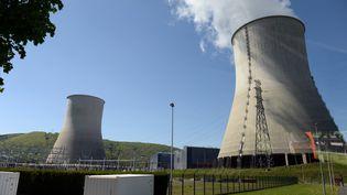 La centrale nucléaire de Chooz (Ardennes), le 10 mai 2017. (FRANCOIS LO PRESTI / AFP)