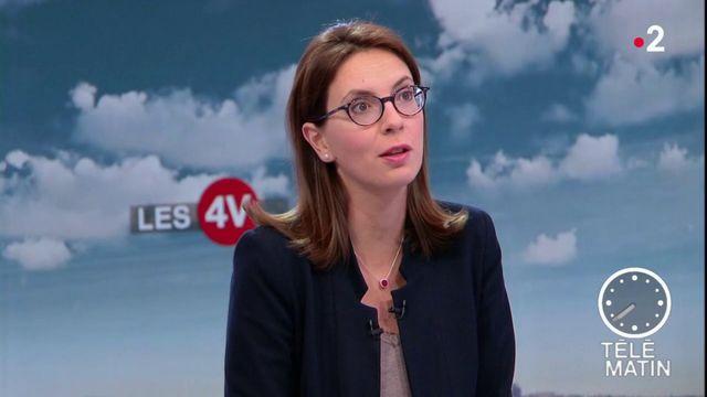 """Amélie de Montchalin (LREM) : """"C'est un budget pour tous les Français qui travaillent"""""""