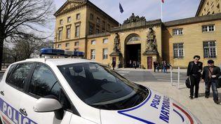 Le Palais de justice de Metz (MAXPPP)
