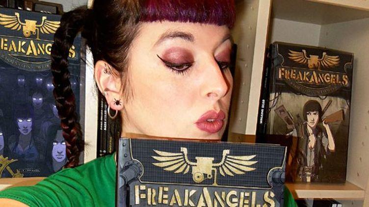 """Marie la libraire vous conseille """"Freakangels""""  (DR)"""