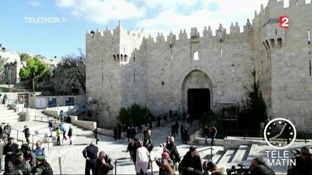 Jérusalem au centre des attentions