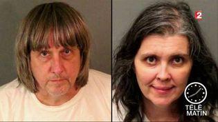 Le couple Turpin a été arrêté. (FRANCE 2)