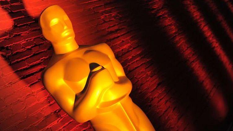 Une statue aux Oscars  (Chris Pizzello/AP/SIPA)