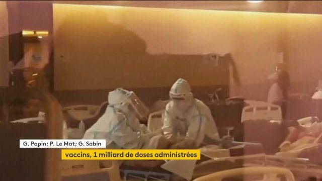 Covid-19 : coup d'accélérateur dans la campagne de vaccination