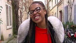 Mina Agossi. (CAPTURE D'ÉCRAN FRANCE 3)