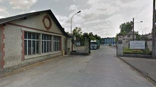 Le site de l'usine Rosières à Lunery (Cher). (GOOGLE STREET VIEW)