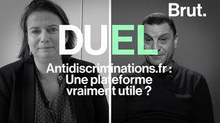 VIDEO. Duel : la plateforme antidiscriminations.fr est-elle vraiment utile ? (BRUT)