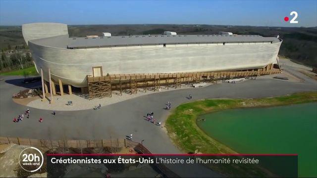 États-Unis : les créationnistes revisitent l'histoire de l'humanité