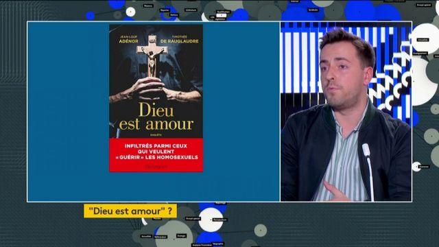 """""""Dieu est amour"""" : un ouvrage qui dénonce les groupes chrétiens de """"guérison"""" des homosexuels"""