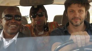 Amadou et Mariam avec Bertrand Cantat.  (Because Music)