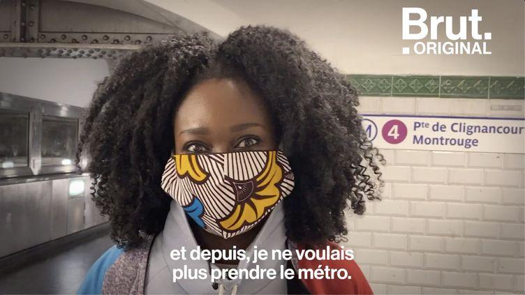 VIDEO. Roukiata Ouedraogo raconte son premier jour en France (BRUT)