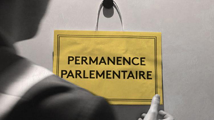 Des députés ont acheté leur permanence parlementaire avec des fonds publics et ont conservé ce bien immobilier après la fin de leur mandat, pour l'occuper, le louer ou le revendre. (BAPTISTE BOYER / FRANCEINFO)