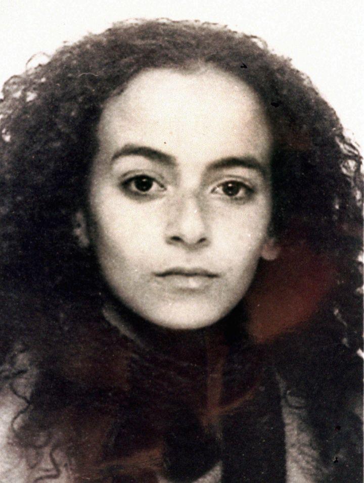 Photo non datée de Mokhtaria Chaïb, dont le corps mutilé a été retrouvé le 21 décembre 1997 à Perpignan (Pyrénées-Orientales). (MAXPPP)