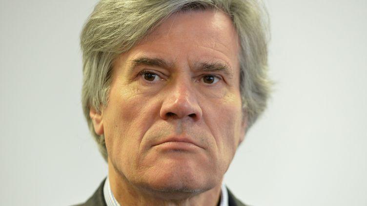 Le ministre français de l'Agriculture Stéphane Le Foll, le 29 janvier 2016. (JEAN-FRANCOIS MONIER / AFP)