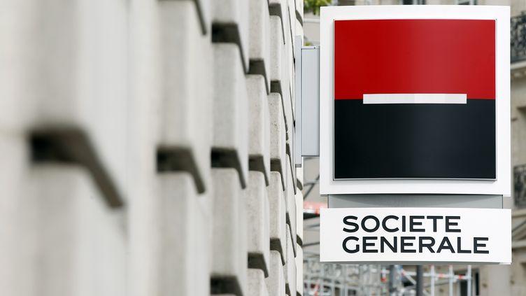 Les réductions d'effectifs toucheraient la banque de financement et d'investissement du groupe Société générale. (CHARLES PLATIAU / REUTERS)