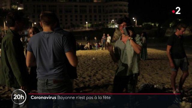 Covid-19 : Les fêtes de Bayonne annulées