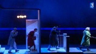 """Laurent Pelly monte """"Les funérailles d'hiver"""" d'Hanock Levin au TNT  (Culturebox)"""