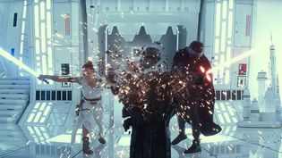 """Image de """"L'ascension de Skywalker"""", avec Daisy Ridley (LUCASFILMS LTD / THE WALT DISNEY COMPANY)"""