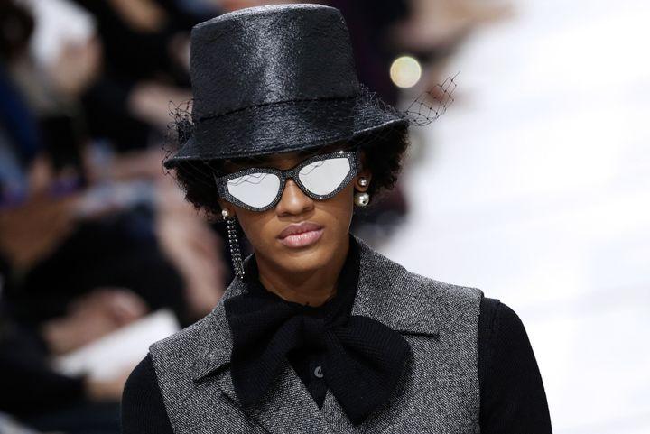 Dior pap féminin ah 2019-20, à Paris, février 2019  (FRANCOIS GUILLOT / AFP)
