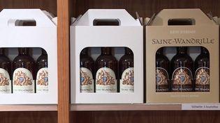 Déconfinement : une abbaye profite de l'aide d'une start-up pour écouler ses bières (FRANCE 3)