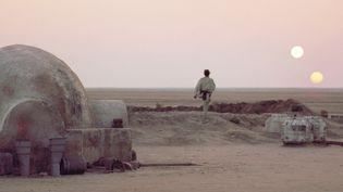 Le Star Wars de 1977 sur Tatooine dansUn nouvel espoir (WALT DISNEY PICTURES / LUCAS FILM)