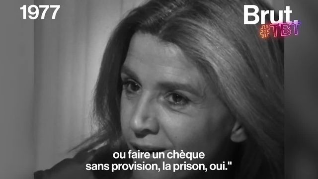 """Son combat pour faire reconnaître le viol comme un crime avait conduit à une révision de la loi, le viol devenant un crime puni de 15 ans de prison. Voilà ce que l'avocate et co-fondatrice de """"Choisir la cause des femmes"""" Gisèle Halimi disait à propos du viol en 1977."""