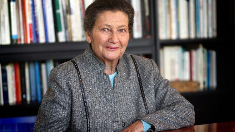Simone Veil entrera au Panthéon le 1er juillet, a appris franceinfo auprès de l'Elysée.Simone Veil, ci-contre le 24 octobre 2007,est décédée le 30 juin 2017 à l'âge de 89 ans. (MAXPPP)