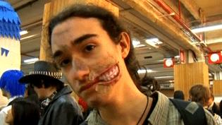 Un participant à Paris Manga 2013  (France 3)