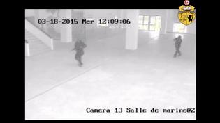 Le ministère de l'Intérieur tunisien a diffusé des images des deux assaillants du musée du Bardo de Tunis, samedi 21 octobre 2015. (MINISTERE DE L'INTERIEUR TUNISIEN)