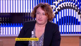 Isabelle Attard (FRANCEINFO)