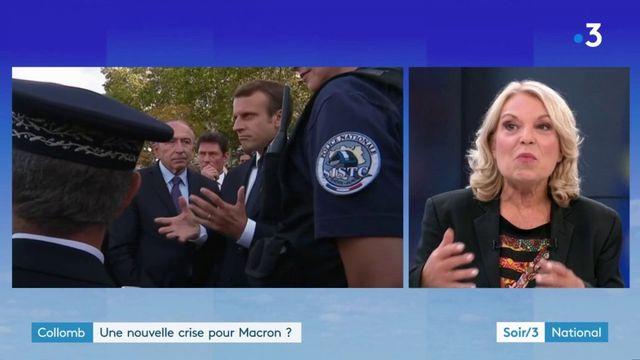 Emmanuel Macron et son gouvernement au bord de la crise