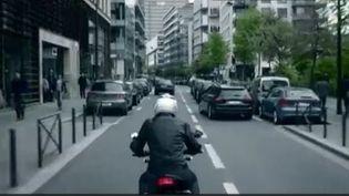 La Sécurité routière lance, à partir de jeudi 24 mai, une nouvelle campagne de prévention adressée aux motards. (CAPTURE D'ÉCRAN)