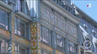 La Samaritaine rénovée (France 2)