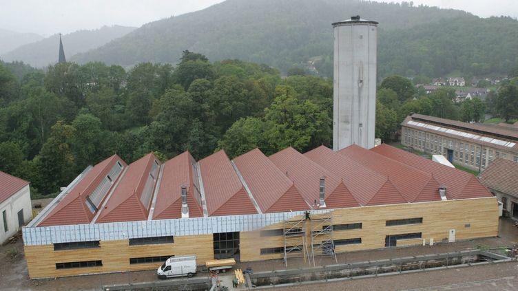 Le centre des métiers d'art du parc textile de Wesserling (Haut-Rhin). (MAXPPP)