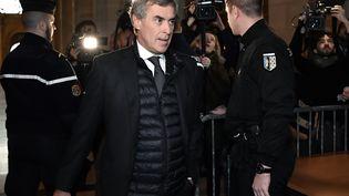 L'ancien ministre du Budget, Jérôme Cahuzac, le 8 décembre 2016 à Paris. (PHILIPPE LOPEZ / AFP)
