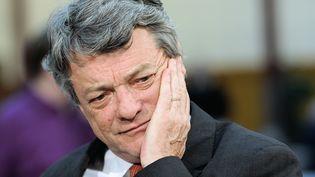 Le président de l'UDI, Jean-Louis Borloo, le 4 avril 2013 à Lille. (PHILIPPE HUGUEN / AFP)