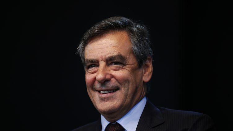 Le député UMP de Paris François Fillon, le 13 septembre 2013 à Nice (Alpes-Maritimes). (ERIC GAILLARD / REUTERS)