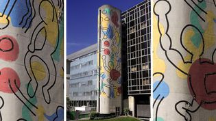 Keith Haring /Hôpital Necker-Enfants Malades  (Sotheby's)