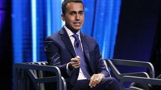 Le candidat du Mouvement 5 étoiles aux législatives italiennes vise le poste de Premier ministre. (RICCARDO ANTIMIANI / ANSA)