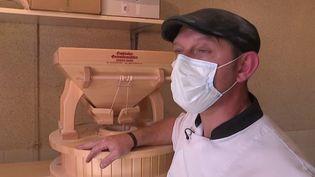 Anthony Boulanger : l'artisan du circuit-court  (France 3)