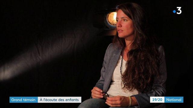 Grand témoin : Agnès Naudin à l'écoute des enfants