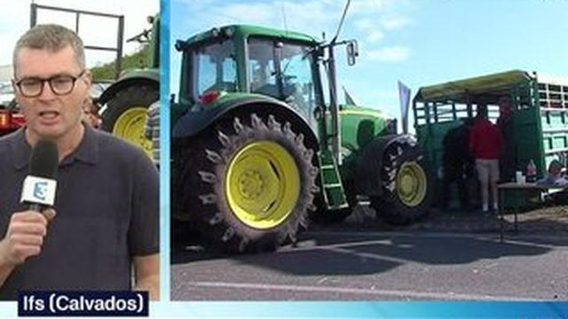 Les éleveurs attendent les consignes de la FNSEA