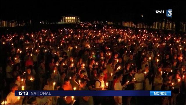 États-Unis : hommage à Heather Hayer, tuée à Charlottesville