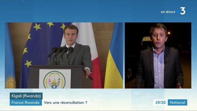 Rwanda : Emmanuel Macron reconnaît les responsabilités de la France dans le génocide