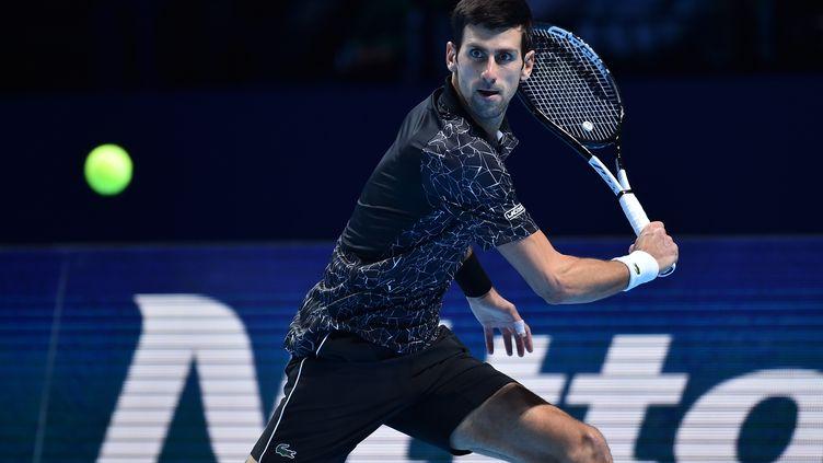 Djokovic affronte Anderson pour une place en finale (GLYN KIRK / AFP)