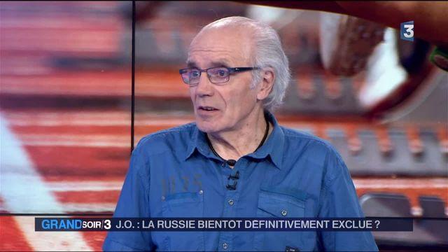 """Jean-Pierre de Mondenard : """"les Russes ont toujours organisé le dopage"""""""