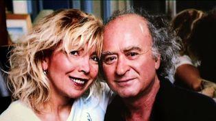 Maryse et Georges Wolinski  (France 3 Culturebox Capture d'écran)