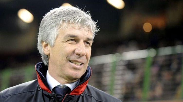 Gian Piero Gasperini, nouvel entraîneur de l'Inter Milan